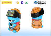 China Fashionable 9D VR Game Machine 10 Pieces Funny Game For Shopping Malls company