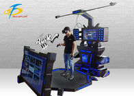 China Mixed Reality Music And Dance Machine With 65 Inch LCD Display JBL Loudspeaker 55 Pcs Games factory