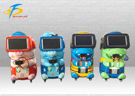 VR Game Console Children Type 9D Shooting Game Machine Four Colors 1 Year Warranty