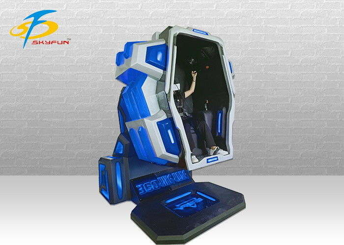 Awesome 360 Degree VR Machine With Various Movies For Amusement Park