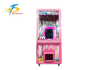 China Iron Material 9D VR Theme Park Coin Operated Crane Game Machine factory