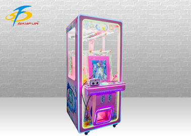 China LCD Screen 9D VR Theme Park With Gift Out / Virtual Reality Game Machine factory