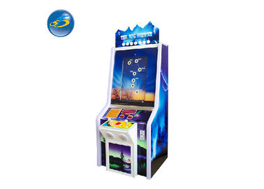 China Blue Color Coin Operated Arcade Games / Big Dipper Lottery Game Machine factory