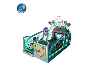 Arcade Coin Operated Indoor Football Game Machine / Entertainment Game Machine