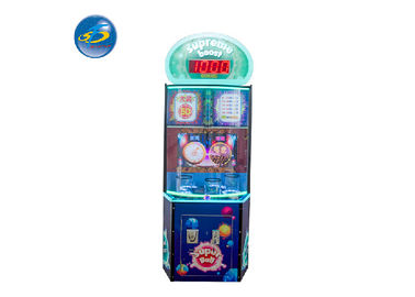 China 220W Coin Operated Arcade Games Single Player Lottery Machine factory