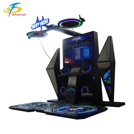 China Rhythm Hero Music 9D VR Simulator For Shopping Mall , Amusement Park factory